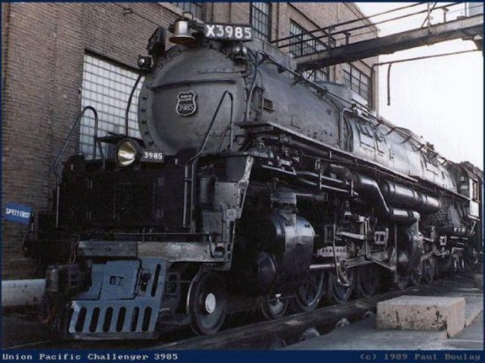Union Pacific Challenger 4-6-6-4