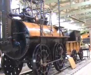 Stephenson Locomotion Museum